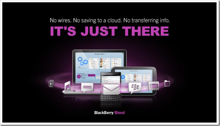 ranjaniryan Blackberry Blend BBM