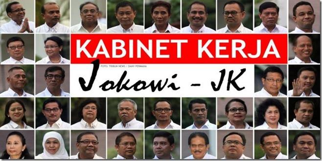 Kabinet Kerja Jokowi-JK