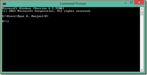 Mengembalikan Data yang Terkena Virus Shortcut 2