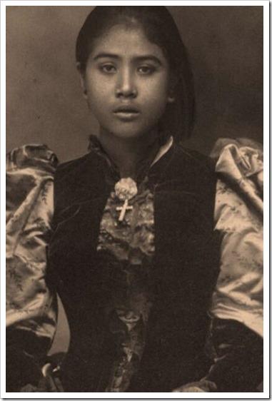 Wanita Indonesia pada Abad 18 - Magdalena Kusmiran