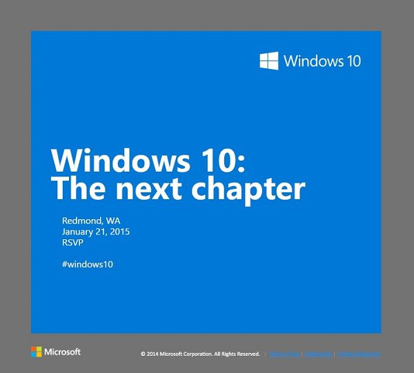 Windows 10 event ranjaniryan