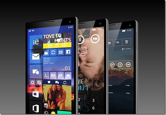 Windows Phone 10 Design ranjaniryan 2