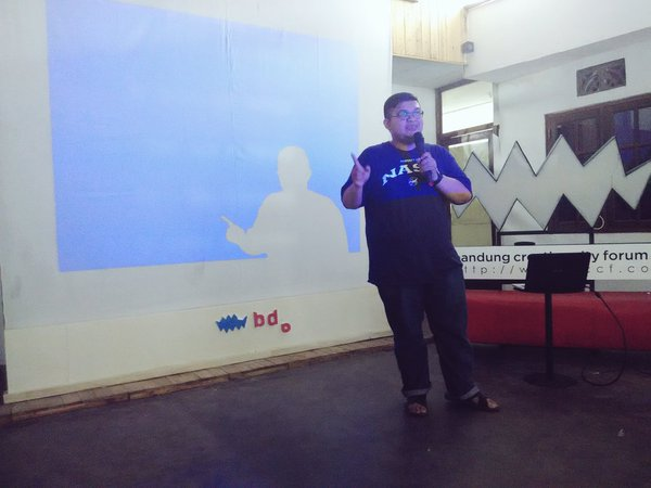Workshop TEDx Bandung 3