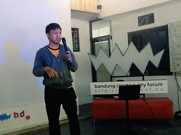 Workshop TEDx Bandung 4