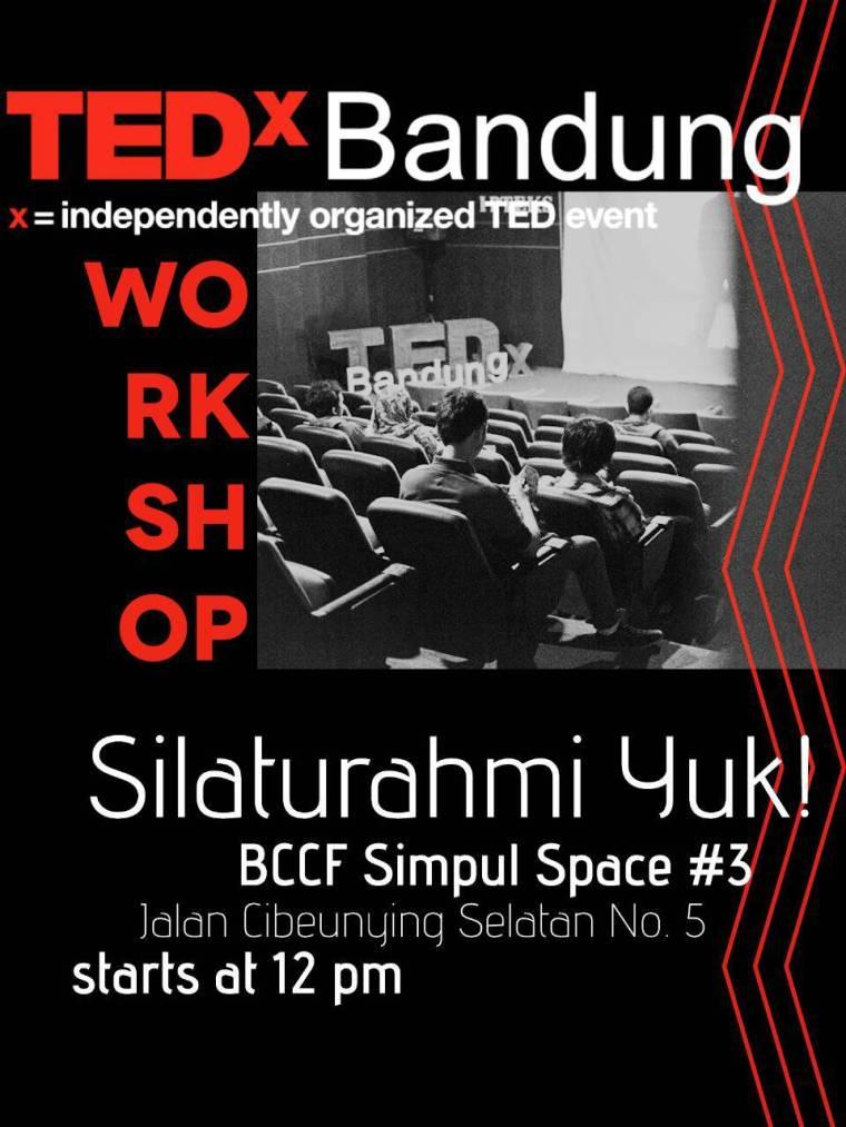 Workshop TEDx Bandung