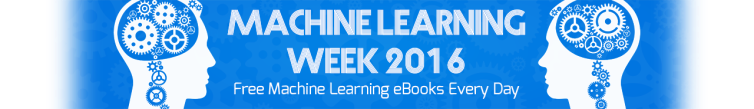 Packt Publishing Week Machine Learning 2016 Image