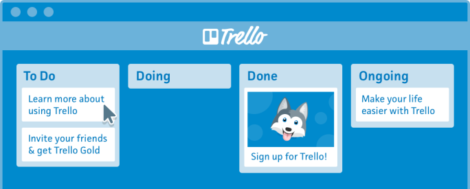 Project Managemen Tools dengan Trello - Trello